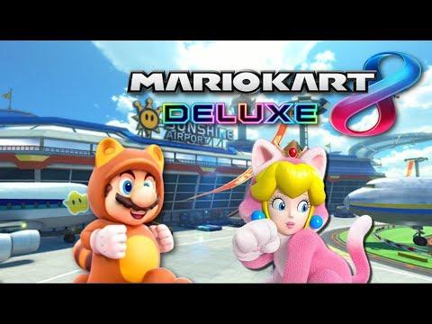 Mario Kart 8 Deluxe - VAF Plush Gaming #76  