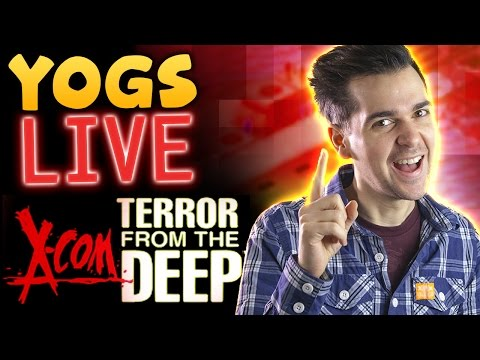 THE RETURN! - X-COM: Terror from the Deep [1] w/ Lewis & Ben - 5th October 2016