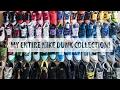 MY NIKE DUNK COLLECTION! MUST SEE! SUPREME SB OG'S CO.JP CUSTOMS | @dunksrnice