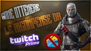 FORTNITE (FORTNITE) Comment GET THE RICOMPENSA DE TWITCH PRIME GRATUIT! [SANS CARTE DE CRÉDIT]