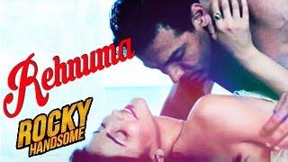 Rehnuma Video Song | John Abraham, Shruti Haasan | Rocky Handsome | Releases