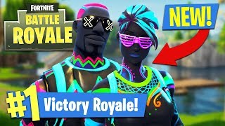 FORTNITE SEASON 4!! *LITESHOW and NITELITE SKINS* (Fortnite Battle Royale)