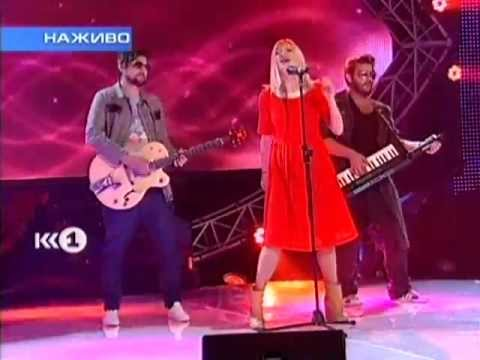 "Gorchitza - Love Again @ K1 Channel  ""Big Brother"" Ukraine (16.10.2011)"
