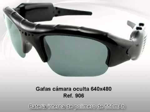 0966442d9e Gafas espía deportivas. Shop espía, la tienda espía. - YouTube