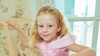 Stacy e o salão de beleza mágico para princesas
