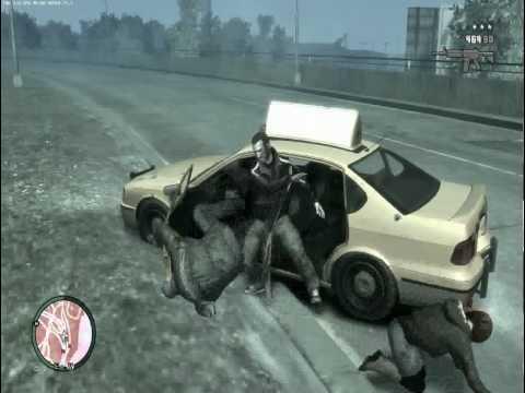 GTA 4: Perseguição