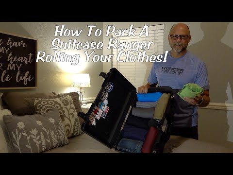 How To Pack A Suitcase Efficiently Top Travel Hacks