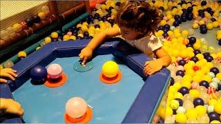Fun Indoor Playground For Kids | Entertainment For Children Play Center