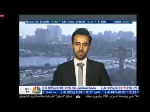 مقابلة  أ. عاصم منصور مع CNBC للحديث عن بيانات الوظائف الأمريكية