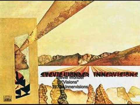 Stevie Wonder - Visions