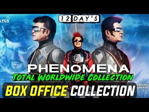 2.0 Box Office Collection Day 12   Rajinikanth Akshay Kumar   2.0 Total Worldwide Collection Mp3