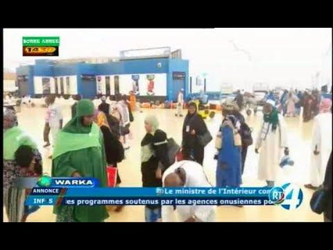 Télé Djibouti Chaine Youtube : JT Somali du 20/09/2017