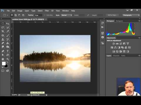 Beginners Guide to Photoshop CC 2015: The Basic Layout:freedownloadl.com  adobe photoshop cc 2015 v16.1., graphic design, download, ladder, design, adob, cc, photoshop, updat, 2, pc, top, window, free, digit, mobil, inspir