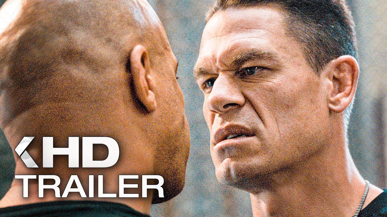 Download FAST & FURIOUS 9 Trailer 2 German Deutsch (2021)