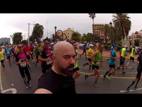 Valencia Marathon 2016