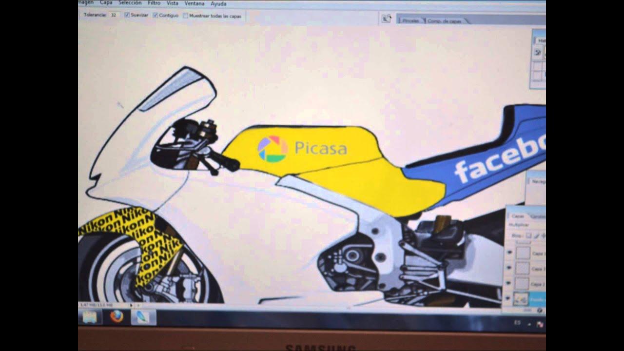 dise o moto para todofoto youtube ForDisenos De Motos