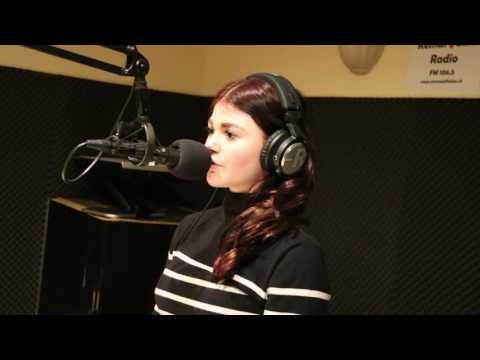 Chimène live bij RemarQable Radio