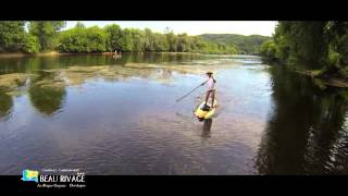 Vidéo Camping Beau Rivage La Roque-Gageac (24)