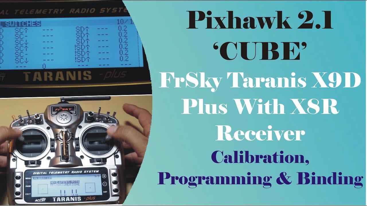 Calibration, Programming & Binding – FrSky Taranis X9D Plus