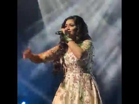 Shreya Ghoshal |Manwa Lage |Atlanta...