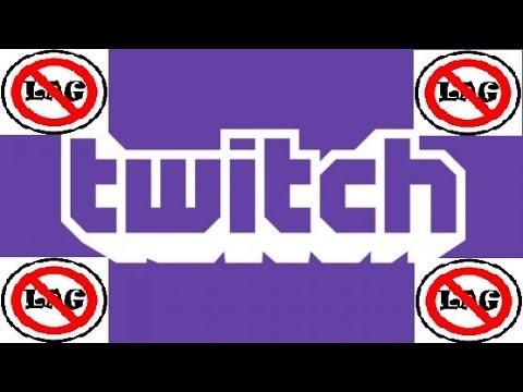 Как смотреть Twitch трансляции без лагов, зависаний в хорошем качестве