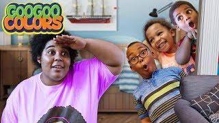 Where Are The Kids?  (Hide & Seek Song with Goo Goo Jamz)