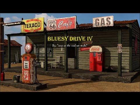 Bluesy Drive IV -  V/A