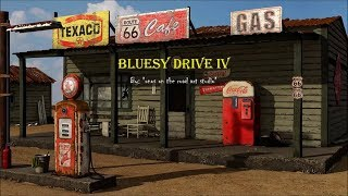 Bluesy Drive IV -  V/A (HQ)