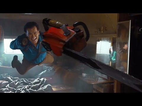Ash Vs Evil Dead  - Official Trailer (HD) 2015, Bruce Campbell