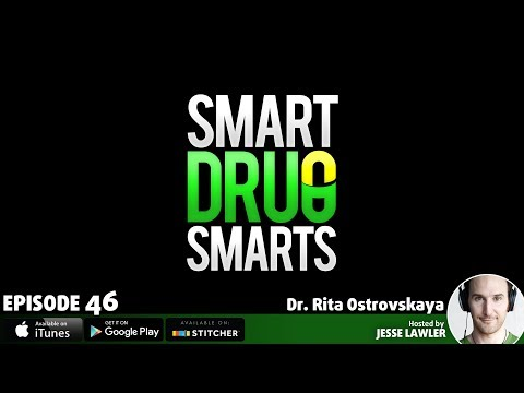 Episode 46 - Improving on Piracetam with Noopept