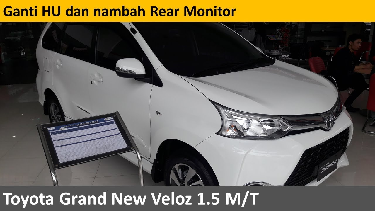 Grand New Veloz 1 5 Avanza Jogja Toyota M T Improvement 2018 Review Indonesia