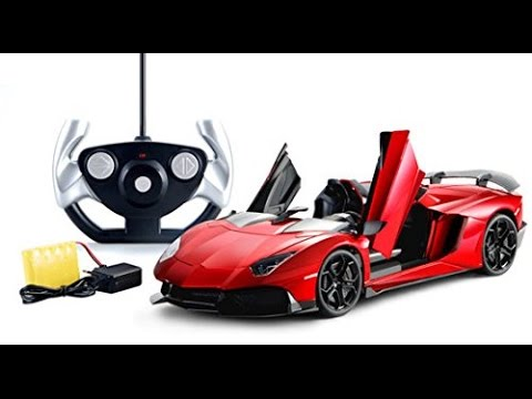voitures de sport de course jouets voitures radiocommand es jouets pour les enfants youtube. Black Bedroom Furniture Sets. Home Design Ideas