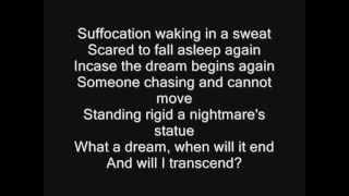 Iron Maiden - Infinite Dreams Lyrics