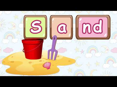 Lesson #12 -Words Ending With Two Consonant Blends | Step By Step Learning To Read Phonetically