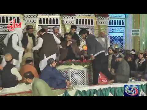 Qari shahid Mahmood Qadri Mahfil Noor 2017 Haveli Lakha Hale dil ke ko sunay ap ky Al Meraj Movies