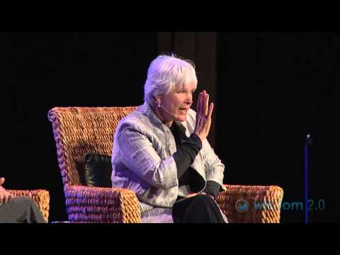 Wisdom 2.0 Highlight - How Self Inquiry Can Transform the Way We Live and Work with Byron Katie