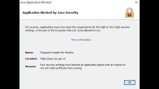 How to solve | How to Fix | How to unblocked Application Blocked By Java Security Firefox 100% Work