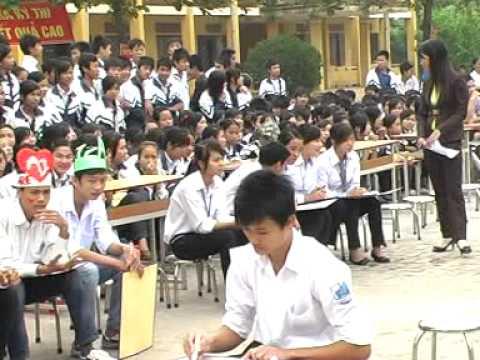 """[THPT Sáng Sơn - Sông Lô - VP] -  Thi """"Tìm Người Thông Thái""""_clip2 of 4"""