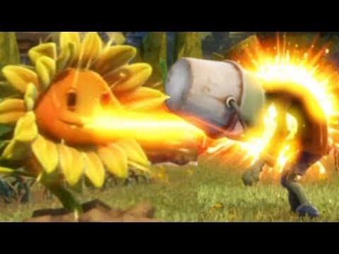 Plants vs. Zombies: Garden Warfare - The Sunflower