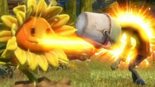 plants vs zombies garden warfare the sunflower