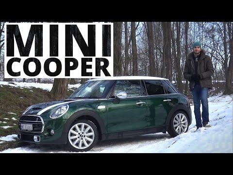 Mini Cooper SD 5d 2.0 170 KM, 2015 test AutoCentrum.pl 182