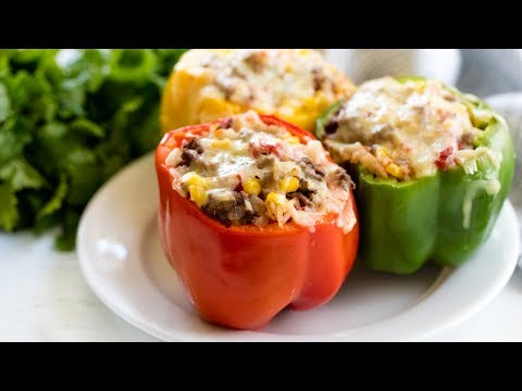 how-to-make-easy-stuffed-bell-peppers-|-the-stay-at-home-chef