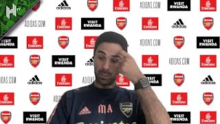 How to solve a problem like Mesut Ozil I Wolves v Arsenal I MIkel Arteta press conference