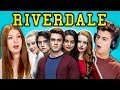 TEENS REACT TO RIVERDALE