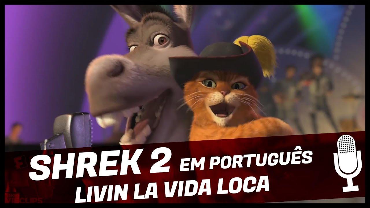 SHREK 2 música FINAL em PORTUGUÊS:
