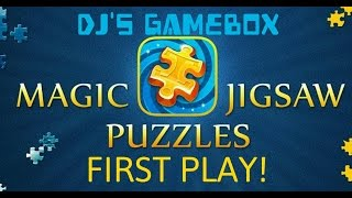 Magic Jigsaw Puzzles (by ZiMad) first play