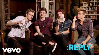 The Vamps - ASK:REPLY (VEVO LIFT): Brought To You By McDonald's Get...