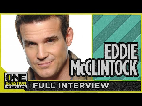 What's the most entertaining concert Eddie McClintock has seen?