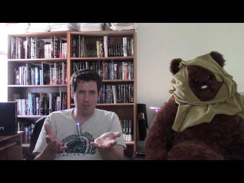 Star Wars Expanded Universe Episode 30: The Phantom Menace Novel