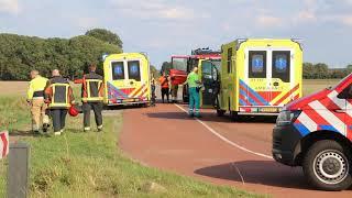 Ongeval in Blijham